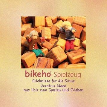 bikeho Spielzeugkatalog 2017