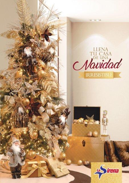 Llena tu casa de una Navidad Irresistible