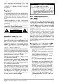 Philips Projecteur LED intelligent Screeneo - Mode d'emploi - POL - Page 5