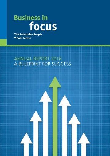 Business in Focus AnnualReport 2016 English