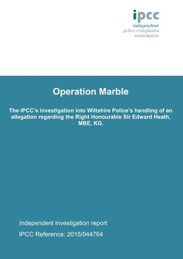 Operation Marble
