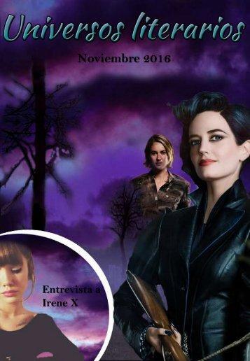Universos Literarios Noviembre 2016
