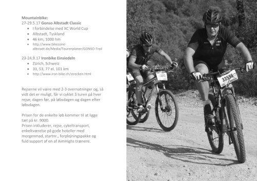 Team AimHigh Cycling