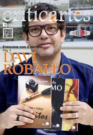Revista Criticartes 3 Ed