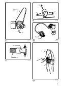 Makita ASPIRATORE SOFFIATORE - BVC350Z - Manuale Istruzioni - Page 3