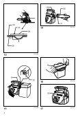 Makita ASPIRATORE SOFFIATORE - BVC350Z - Manuale Istruzioni - Page 4