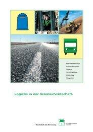 Logistik in der Kreislaufwirtschaft. - AGR Unternehmensgruppe
