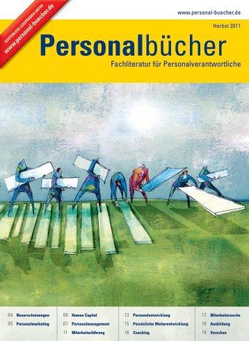 Personalbücher Bestellformular - Personalwirtschaft