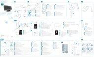 Philips Fidelio Microchaîne - Guide de mise en route - FRA