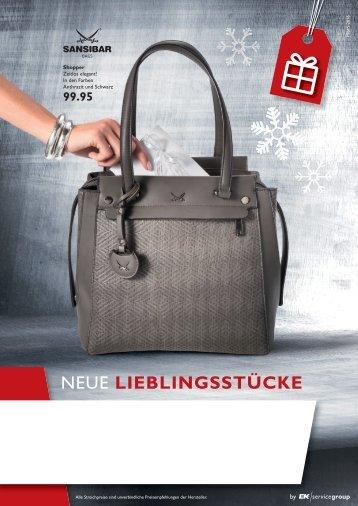 Lederwaren - Neue Lieblingsstücke