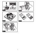 Makita ROBOT PULITORE 18V - DRC200 - Manuale Istruzioni - Page 2