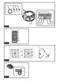 Makita ROBOT PULITORE 18V - DRC200 - Manuale Istruzioni - Page 3