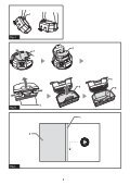 Makita ROBOT PULITORE 18V - DRC200 - Manuale Istruzioni - Page 4