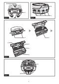 Makita ROBOT PULITORE 18V - DRC200 - Manuale Istruzioni - Page 6
