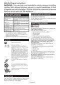 Makita ROBOT PULITORE 18V - DRC200 - Manuale Istruzioni - Page 7