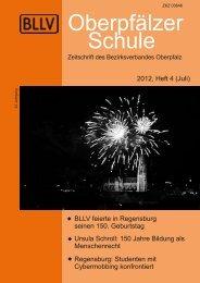 Oberpfälzer Schule - Bayerischer Lehrer