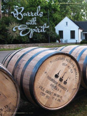 Barrels Spirit