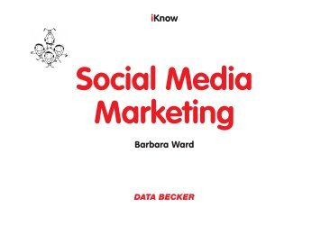 Social Media Marketing - Data Becker