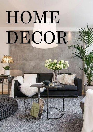 magazine Home decor