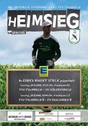 TSV Palmbach Heft-7