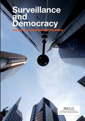 Surveillance and Democracy
