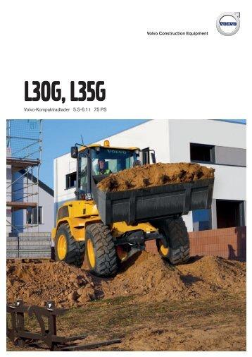 VOLVO Radlader L30G / L35G