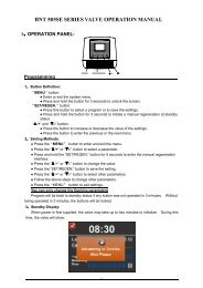 Operation Manual BFA