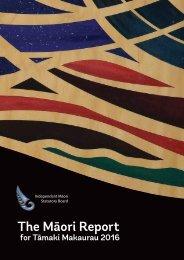 The Māori Report