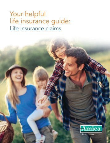 Your helpful life insurance guide