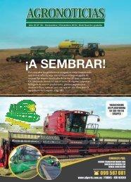 Agronoticias noviembre Nro 30