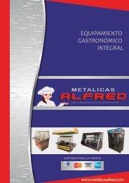 Catalogo Metalicas Alfred 2016