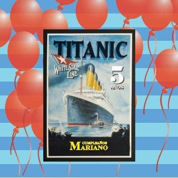 Mariano Titanic