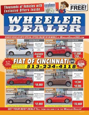 Wheeler Dealer Issue 47, 2016