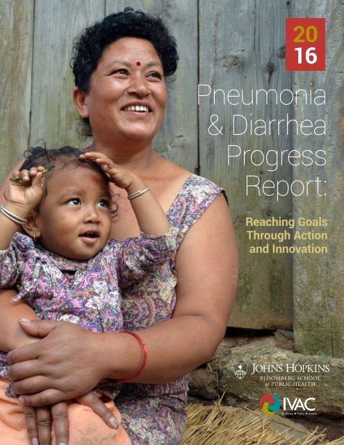 Pneumonia & Diarrhea Progress Report