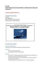 Uebersetzer: technische Woerter/ wissenschaftliche Inhalte/ wirtschaftliche Begriffe (englisch Woerterbuch