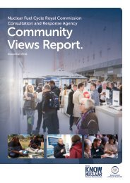 Community Views Report