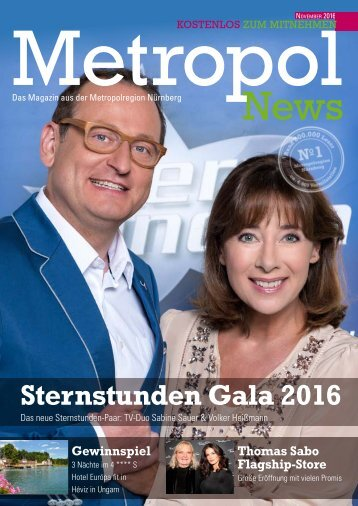 Metropol News November 2016
