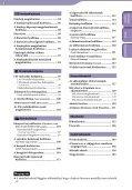 Sony NWZ-S639F - NWZ-S639F Istruzioni per l'uso Ungherese - Page 5