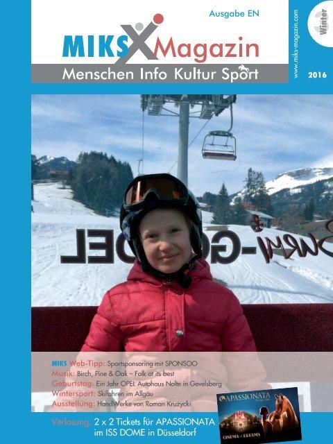 MIKS-Magazin Winter 2016