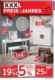 XXXLutz Aktionsblatt bis 27.11.2016