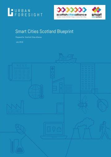 Smart Cities Scotland Blueprint