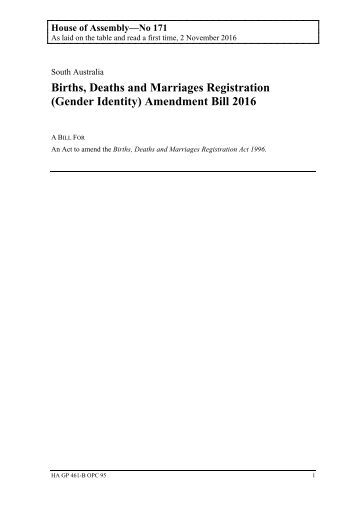 Forced m - Registry office of births marriages and deaths ...