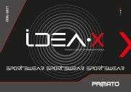 PRIMATO 3 sportswear