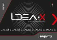 PRIMATO 4 jackets