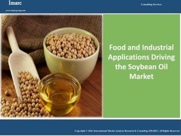 Global Soybean Oil Market Report 2016-2021