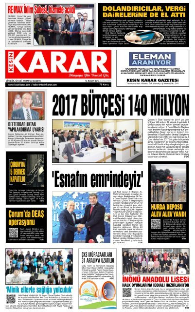 2017 Butcesi 140 Milyon