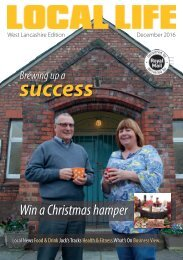Local Life - West Lancashire - December 2016