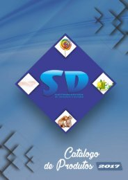 Catalogo SD Distribuidora 2017