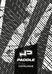 HP Paddle - Catalogo
