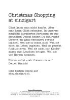 christmas shopping at einzigart - Page 3